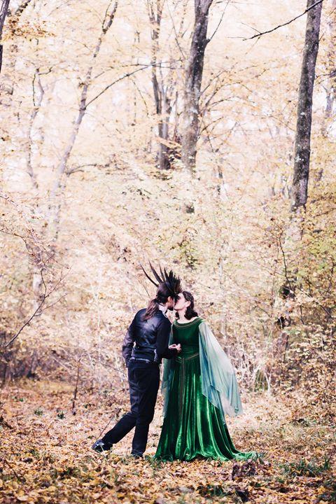 Forest Lovers - Pecek Gallery
