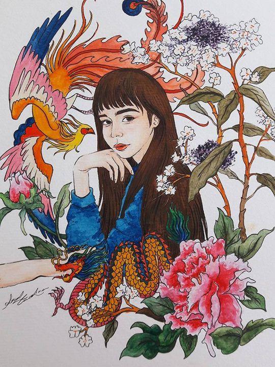 Chinese - Sarah Carolina