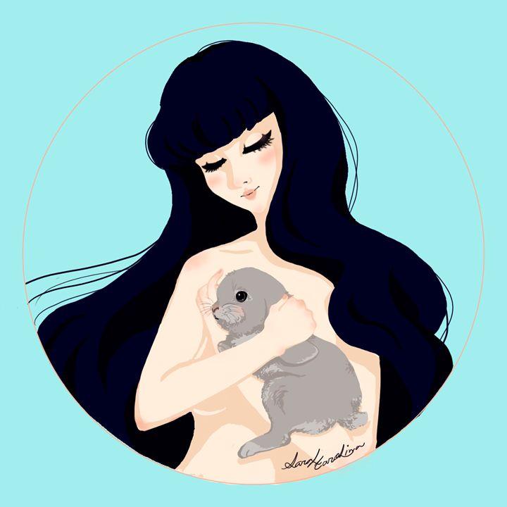 Bunny Love - Sarah Carolina