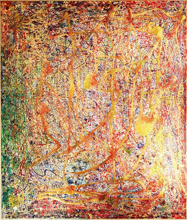"Abstract 10 aka ""Capricorn"" - David Monte Cristo"