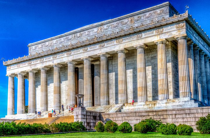 Lincoln Memorial I - Bryant Heffernan