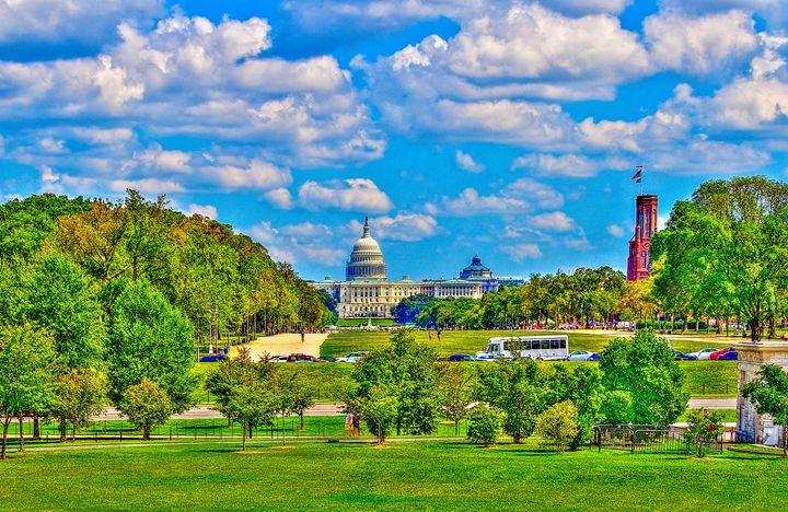 America's Capitol - Bryant Heffernan