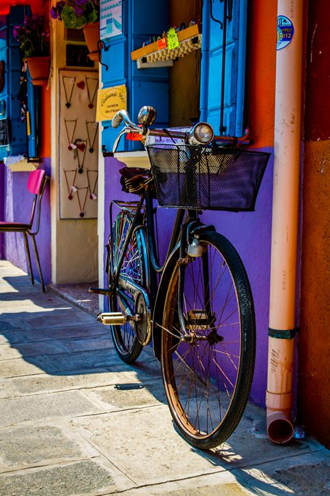 Bicycles Only - Bryant Heffernan