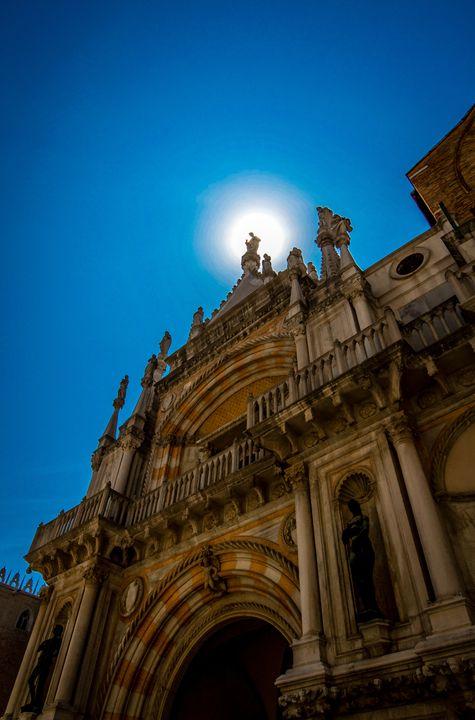 Glowing Church - Bryant Heffernan