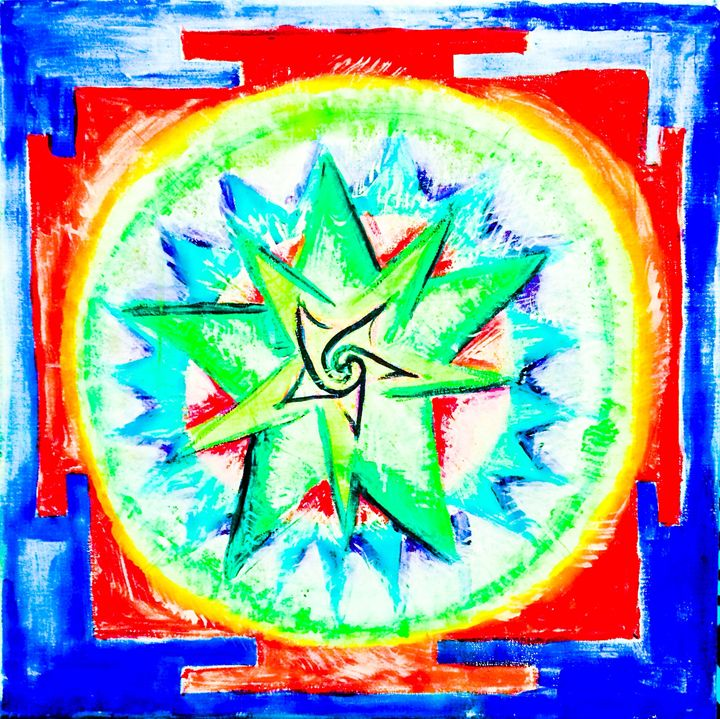 Mandala of Transformation - Zynergy