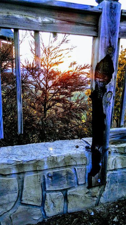 Gatlinburg Strong - Desert Trail Canvas