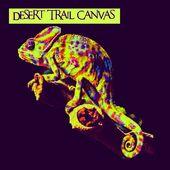 Desert Trail Canvas