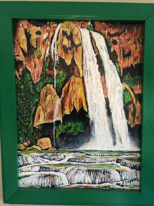 Water Falls - ccappon