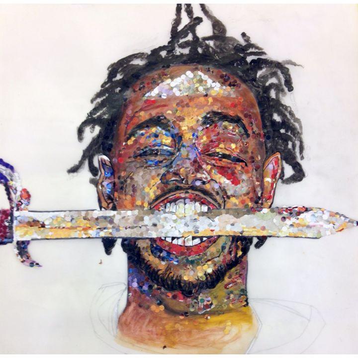 Kendrick Lamar - Melrose Design