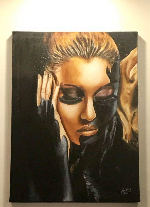 Unmasking - Artology by Neetu Beas