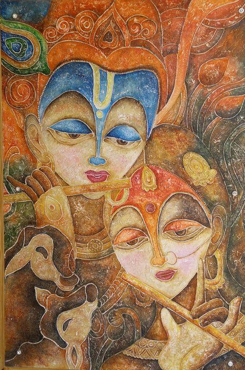 Radhe Krishna - RADHE KRISHNA AVATAR
