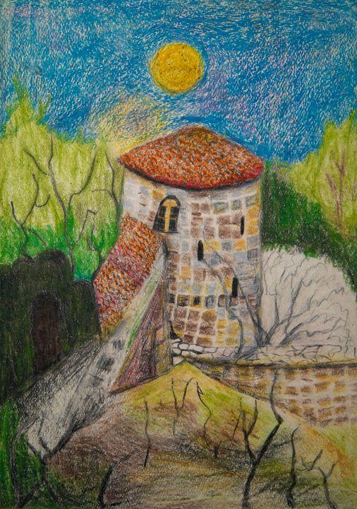 David Gareji - Traditional Art