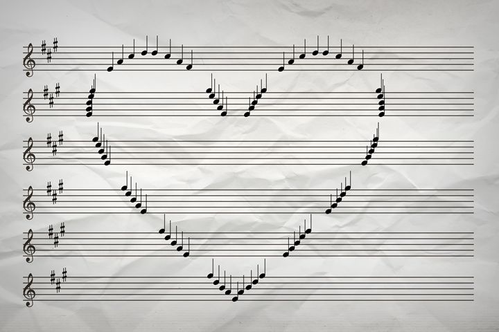 Conceptual Love Notes Love Song - Kitty Bitty