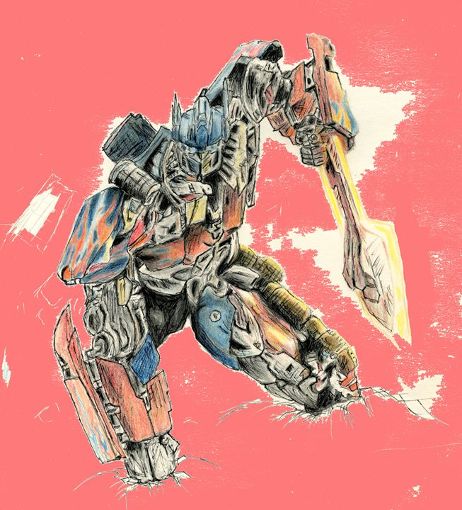 optimus prime - Waru Zafoo