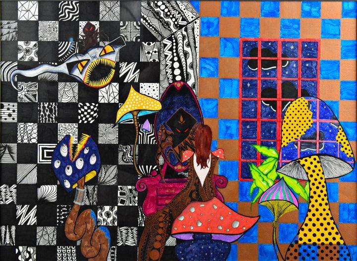 Twofaced - Nina Pietsch