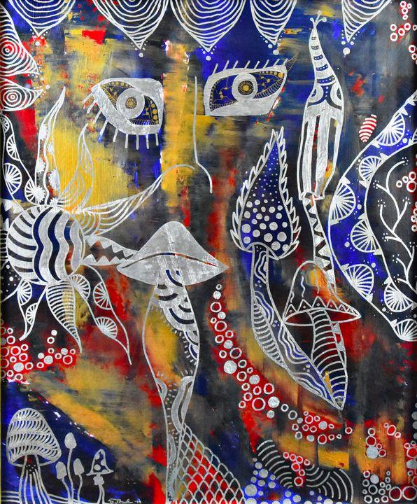 Delusion - Nina Pietsch