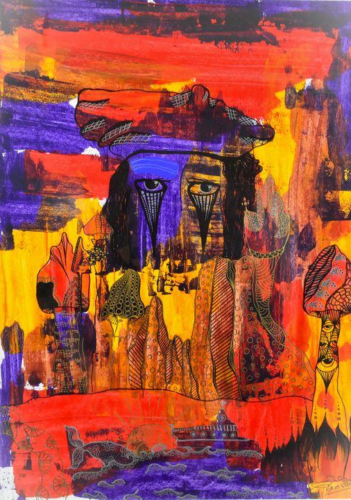 Yellowbeard - Nina Pietsch