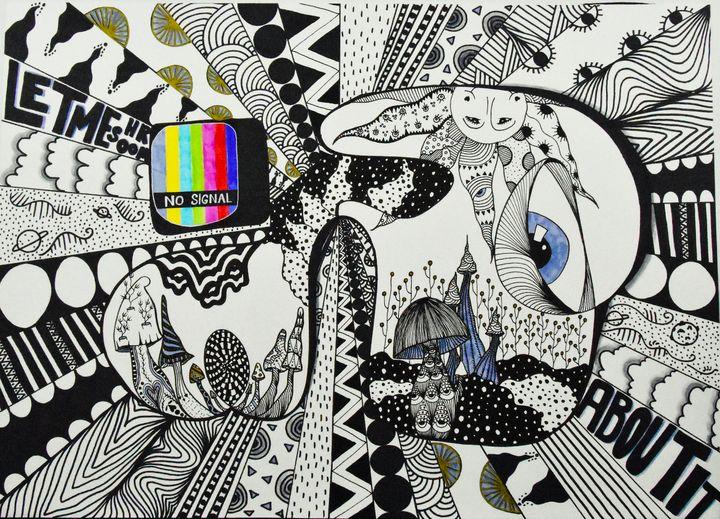 No Signal - Nina Pietsch