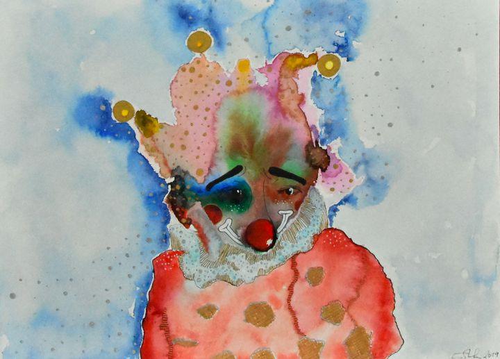 Clown - Nina Pietsch