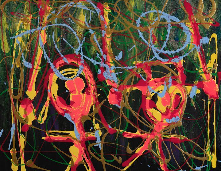 Two in Madness - Malia Nahinu