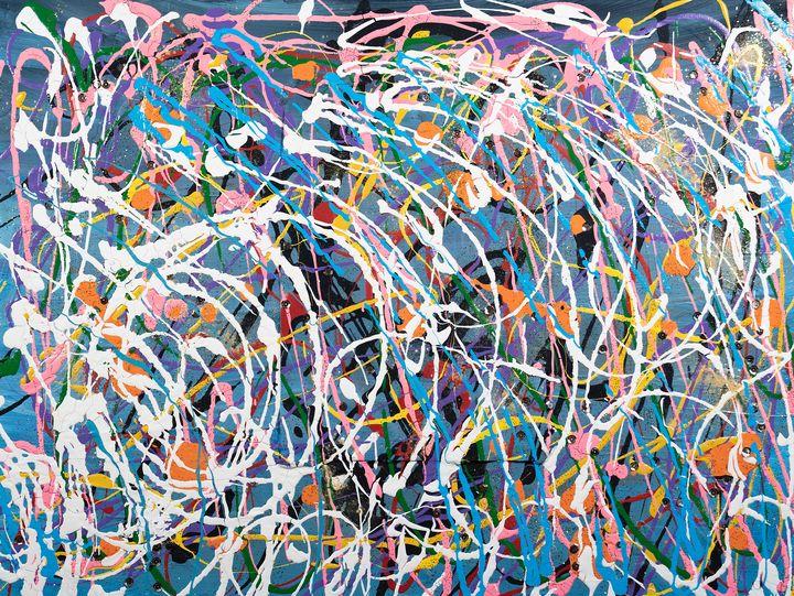Madness by Malia Nahinu - Malia Nahinu