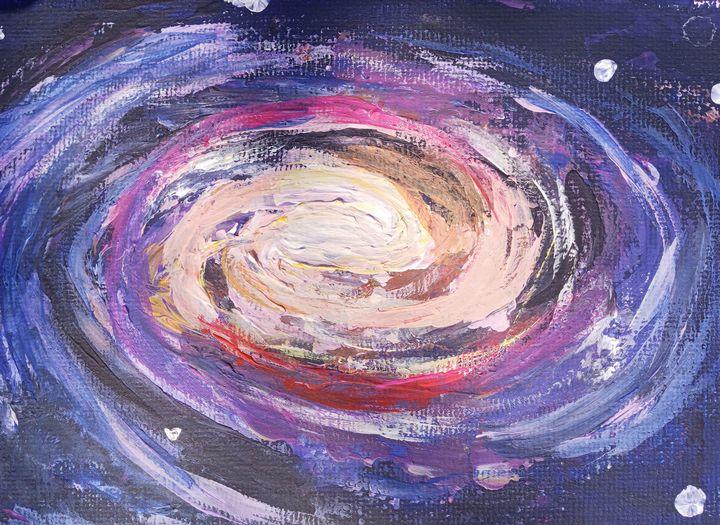 Galaxy - Cristina's Gallery