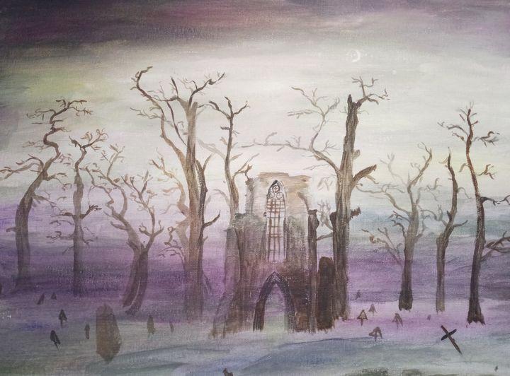 Graveyard - Cristina's Gallery