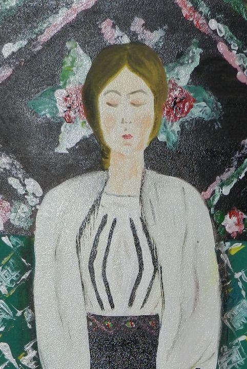 Romanian girl - Cristina's Gallery