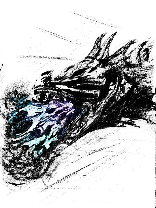 Dragon head - Stuff Corner