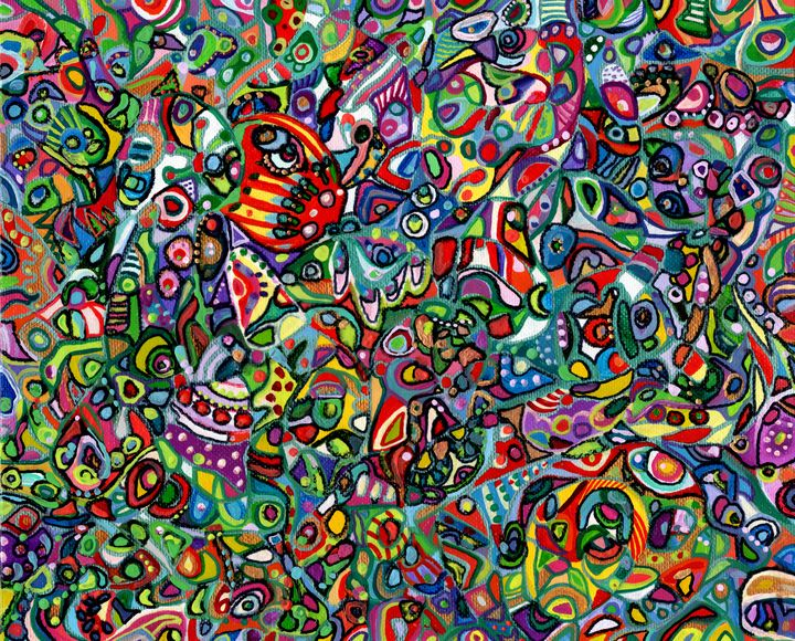 Wiii...colorful explosion, live, - VeeraZukova