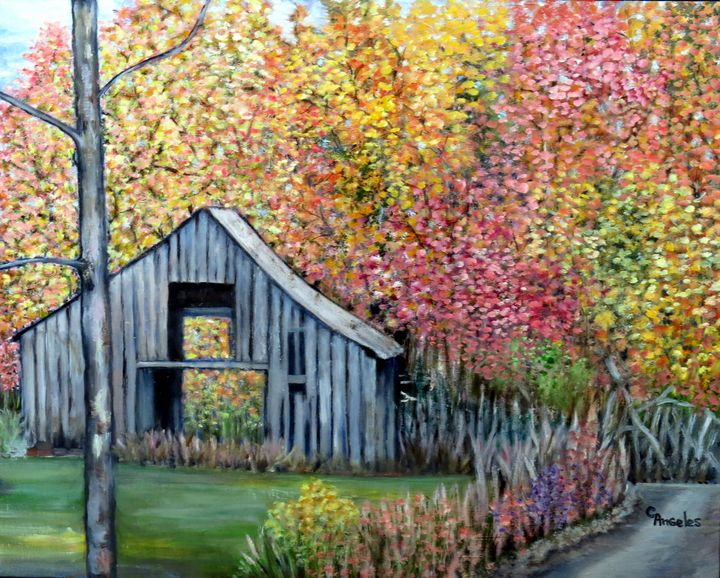 The Old Barn - Oils and More