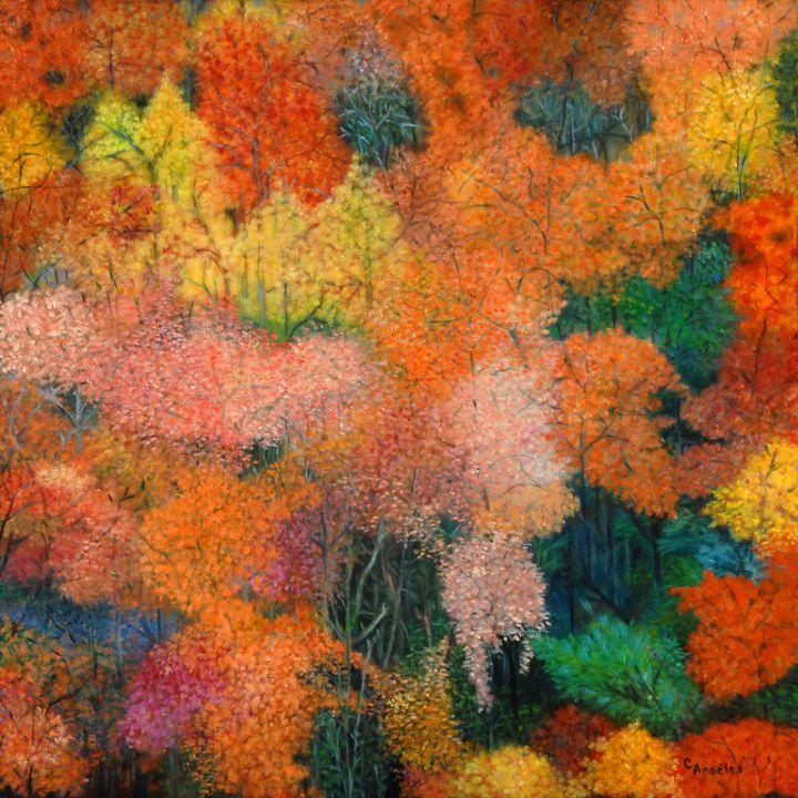 Autumn Magic II - Oils and More