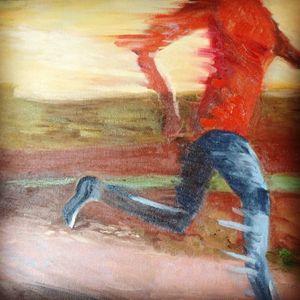 Danielle the runner