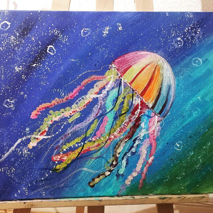 Sea life - Aleksandra Janus