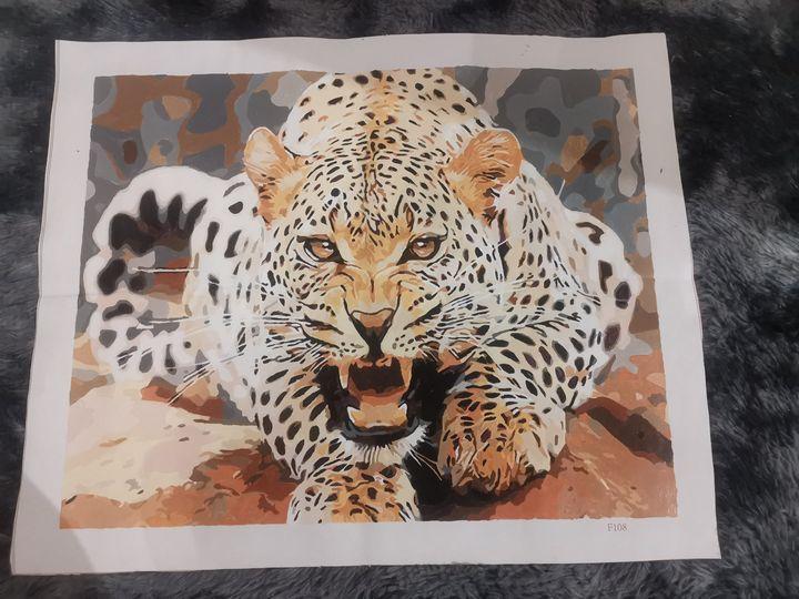 Leopard - Aleksandra Janus