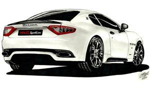 Maserati Granturismo S3