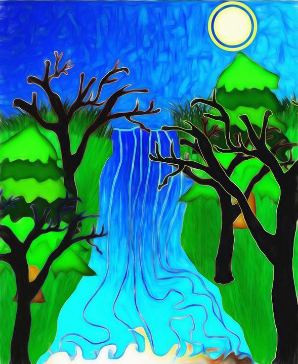The River - Artofmine