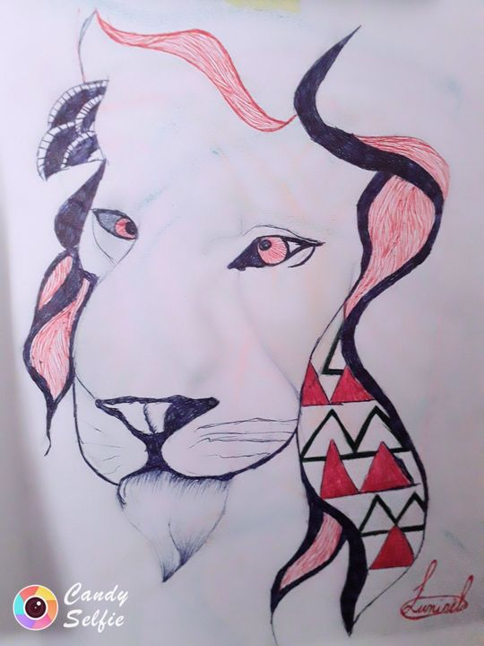 Lion - Luminita dumitru