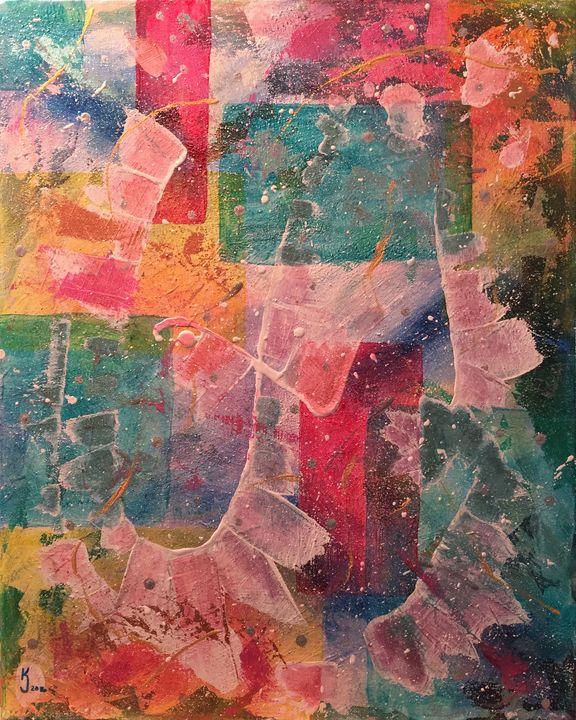Mardi-Gras - KJ Burk Fine Art