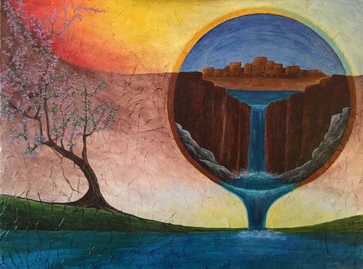 Creation - KJ Burk Fine Art