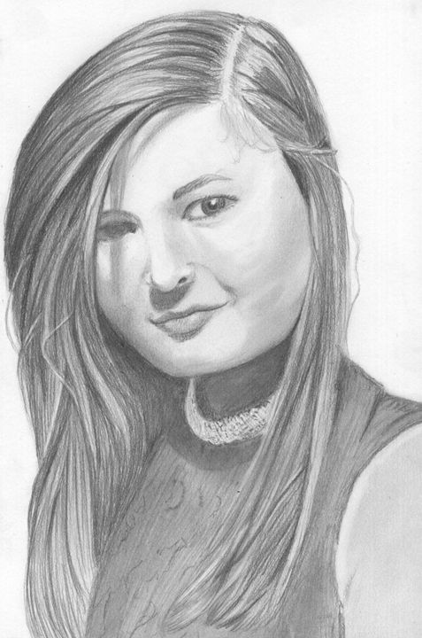 Custom Portrait - Beth's Portraits and Fan Art