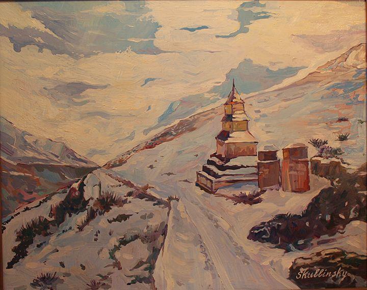 Mountains - Skullinsky
