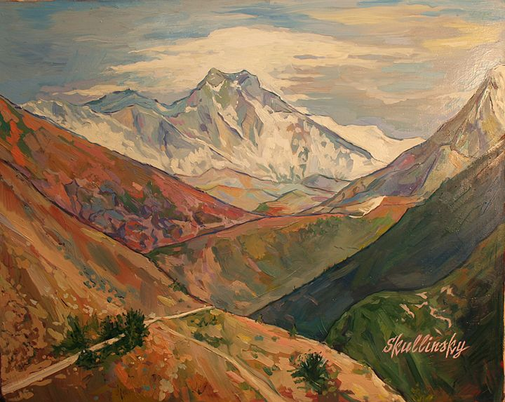 Mountains - Skullinsky