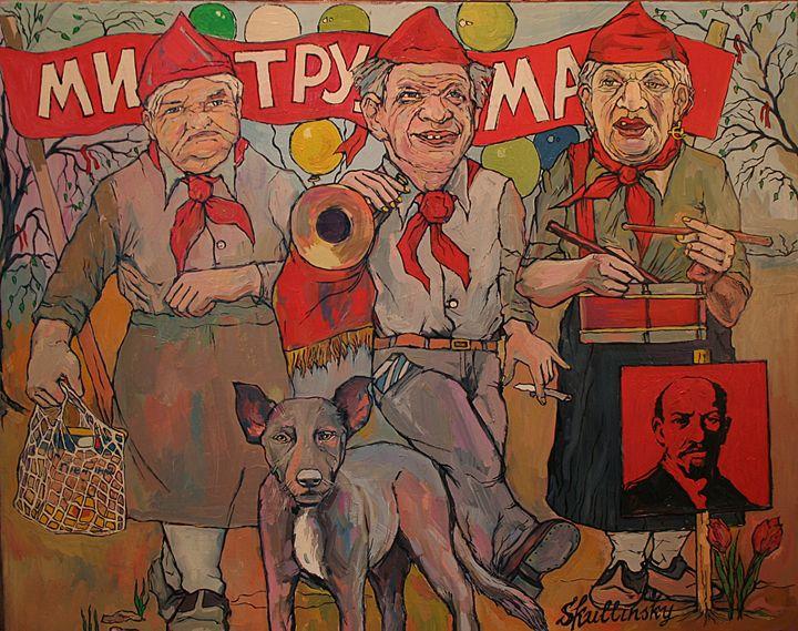 Come back to USSR - Skullinsky