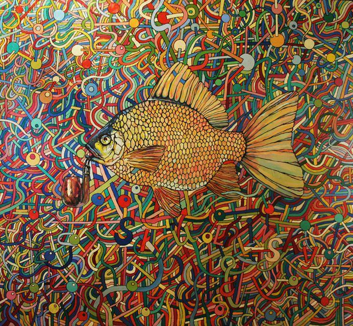 Goldfish - Skullinsky
