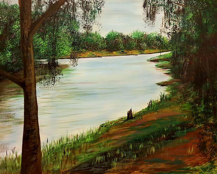 Alabama River - SockFeetStudio