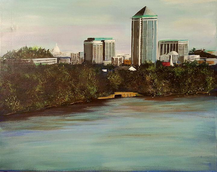 Alabama Capital City - SockFeetStudio
