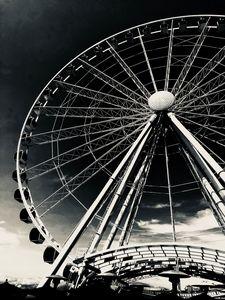 Ferris Wheel - Janet Malsam