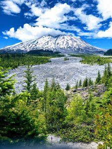 Mt. St. Helens - Janet Malsam