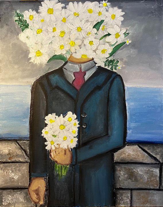 L'Homme - liberté d'un jeune peintre